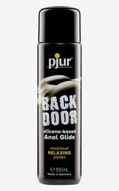 Gleitgel Pjur Backdoor Relaxing Anal Glide