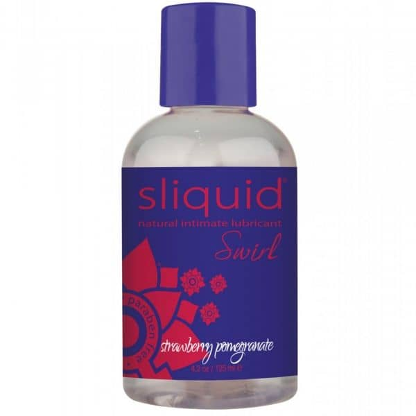 Swirl Strawberry Pomegranate - 125 ml