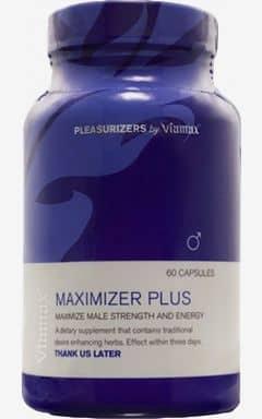 Verstärken Maximizer Plus - 60-pack
