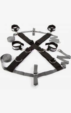 Handschellen & Fesseln 50 Shades Over The Bed Cross Restraint