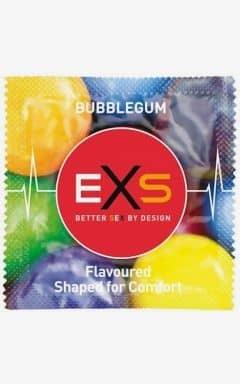 Kondome Exs bubblegum rap