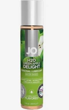 Gleitgel JO H2O Green Apple