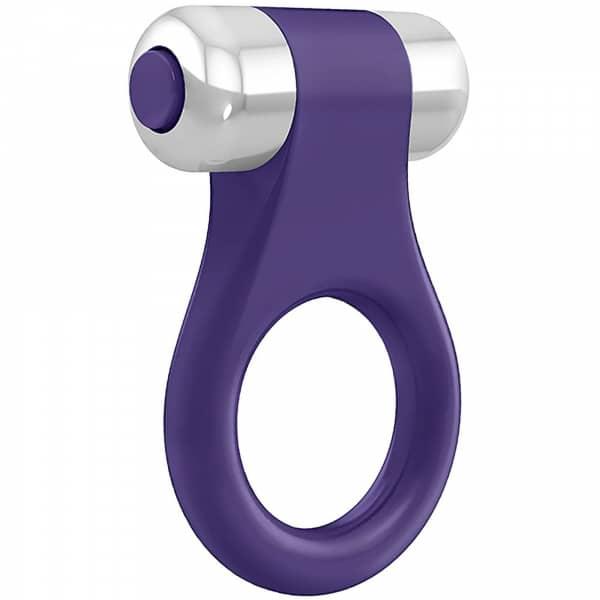 Ovo B1 Vibrating Purple