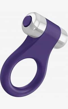 Penisringe Ovo B1 Vibrating Purple