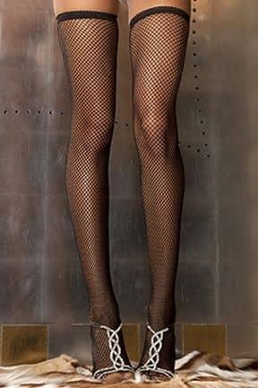 Dessous Fishnet Thigh High O/S