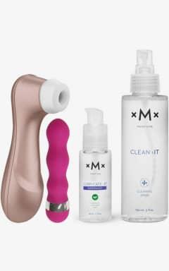 Druckwellenvibratoren Satisfyer Kit - The next sexual revolution
