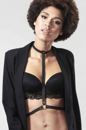 Dessous Bijoux Indiscrets Maze I Harnesss Black