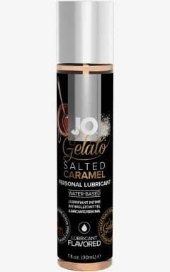 Gleitgel JO Gelato Salted Caramel