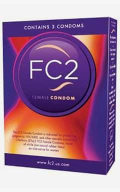 Kondome Femidom 3pc