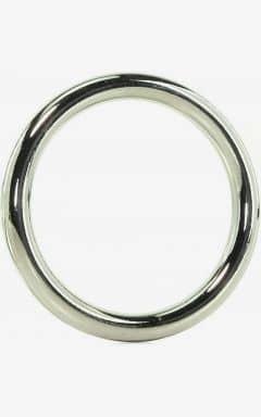 Penisringe Edge Seamless Metal Ring 5,1 cm