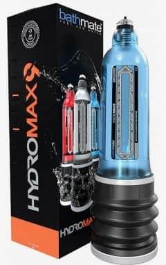 Penispumpen Bathmate Hydromax 9 - Blå
