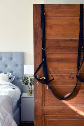Liebesschaukeln Ultimate Door Swing