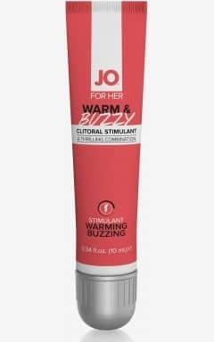 Verstärken System Jo - Clitoral Stimulant Warm and Buzzy 10ml
