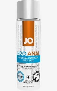 Gleitgel JO Anal H2O - 240 ml