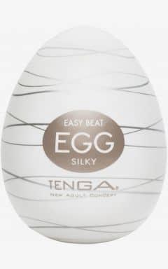 Masturbatoren / Taschenvagina / Taschenmuschi Tenga - Egg Silky