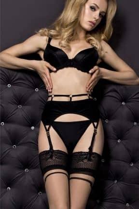 Sexy Dessous Studio Collants Lorena Garter Belt
