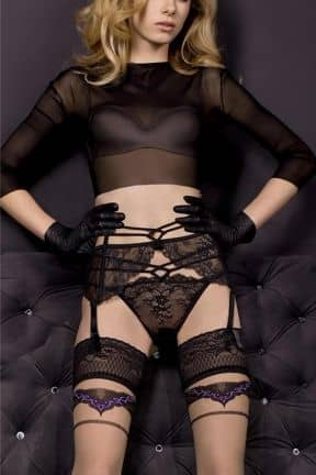 Sexy Dessous Studio Collants Sofia Garter Belt