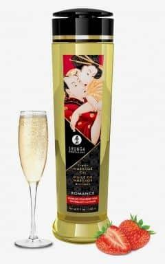 Massage Massage Oil Romance Strawberry Wine