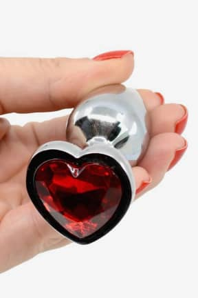 You2Toys Diamond Heart Anal Plug