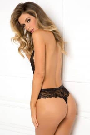 Dessous Plunge In Teddy