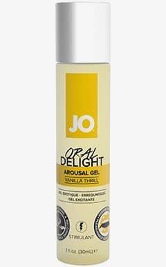 Verstärken System Jo Oral Delight Vanilla