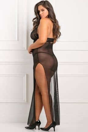 Dessous All Out There 2pc Gown Set