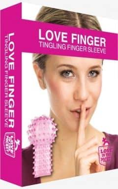 Fingervibratoren Love In The Pocket - Love Finger