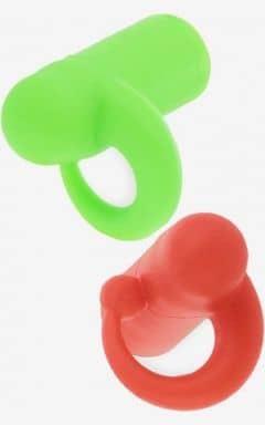 Fingervibratoren Feelztoys - Mycero Finger Fun
