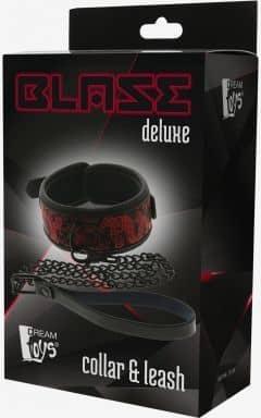 Rollenspiel Blaze Deluxe Collar & Leash