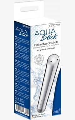 Hygiene Aqua Stick Aluminium Intim Dusche
