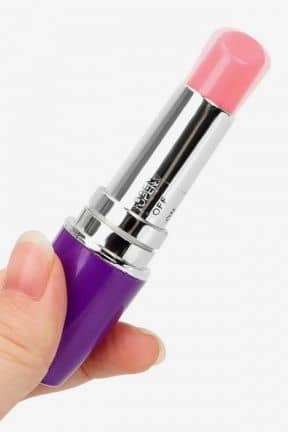 Minivibratoren Lust Lipstick
