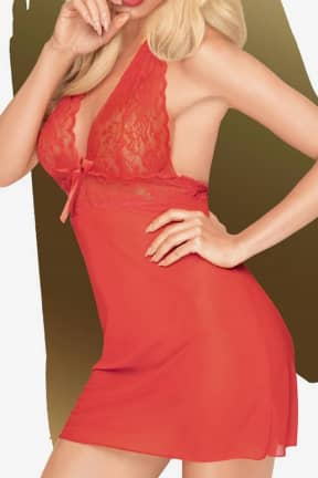 Dessous Penthouse Sweet & spicy red