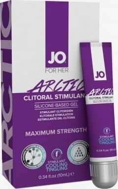 Verstärken JO Arctic Clitoral Stimulant - 10 ml