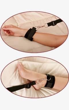 Pipedream Bed Bindings Restraint Kit