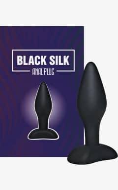 Sextoys für Männer Black Velvets Small Buttplug