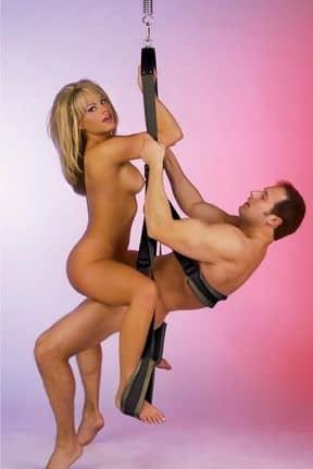 Sexmaschinen Fantasy Swing  - Sexgunga